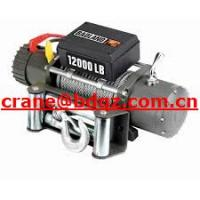Wholesale Powerful electric winch 4x4 winch TDS-9.5C from china suppliers