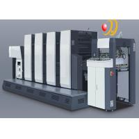 Buy cheap Quarto Paper Multicolor  4 Color Auto Print Offset Machine With Uv Drier from wholesalers