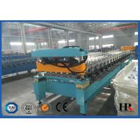Buy cheap Sturdy Construction Roof Roll Forming Machinery Automatically 12KW 10.5T from wholesalers