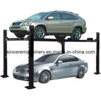 Wholesale Popular Four Post Car Parking Lift (4SL3.5) from china suppliers