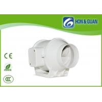 Wholesale 100mm Hydroponics Inline Fan , Hydroponics inline duct fan grow room air extractor from china suppliers