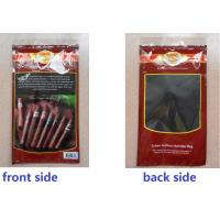 Wholesale LDPE Laminated 6 Colors Prinitng Red moisturizing fresh cigar bag from china suppliers
