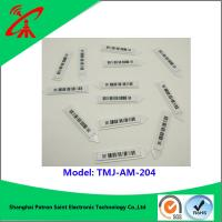 Wholesale 58khz Customized Am Label Eas insert Soft Tags Eas Soft Label from china suppliers