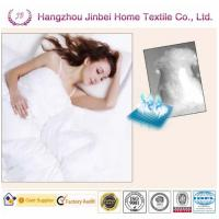 Luxury jacquard fabric high quality duck down duvet