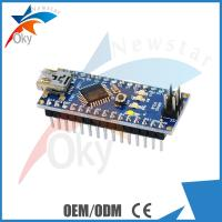 Quality Original New ATMEGA328P-AU nano V3.0 R3 Board Original chip With USB Cable for sale