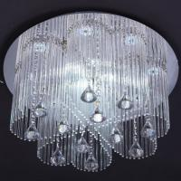 Wholesale 2 Way Graceful Crystal Chandelier LED Ceiling Light from china suppliers