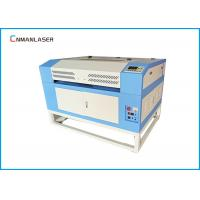 Wholesale 80W 100W EFR Laser Tube CO2 Laser Engraving Cutter Machine With Fabric Leather from china suppliers
