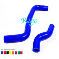 Wholesale Custom Made Silicone Radiator Hoses Kits , Auto Silicone Air Intake Hose from china suppliers