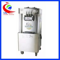 Wholesale Electric Commercial Soft Ice Cream Machine Yogurt Frozen Machine from china suppliers