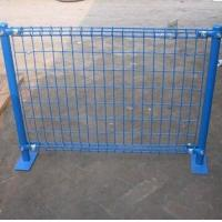 Wholesale Metal fence with double circle/ fence netting with pvc coated from china suppliers