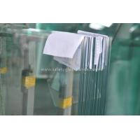 Wholesale Coated Pvb Resin Tempered Safety Glass Impact Resistance , Heat Strengthened Glass from china suppliers