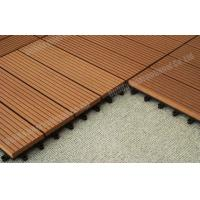 Wholesale WPC DIY Decking 30cm*30cm from china suppliers