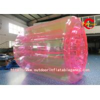 Wholesale Colorful Inflatable Zorb Ball , Transparent Inflatable Water Roller Ball For Kids from china suppliers