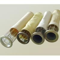 Wholesale PPS dust filter bags diameter 145X6000 with PTFE membrane used in Power plant dedusting from china suppliers
