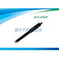 Wholesale 1mw 5mw 10mw 20mw Fiber Optic Testing Tools Visual Fault Finder Pen type 650nm ± 10nm from china suppliers