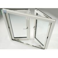 Wholesale Weather Resistance Double Glazed Sash Windows With Stainless Steel Security Mesh from china suppliers