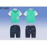 Wholesale Polo / Short Skirt Custom School Uniform For Kindergarten Kids from china suppliers