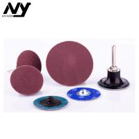 """Wholesale Twist Lock Roloc Abrasive Disc , Die Grinder 2"""" Roll Lock Sanding Disc 2 Inch from china suppliers"""