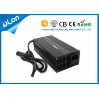 Wholesale electric motorcycle 24v battery charger 29.2V 4A LiFePO4 batterycharger from china suppliers