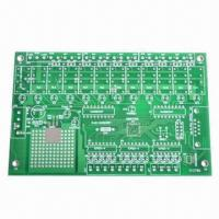 Wholesale FR-4 Based Multi-layer PCB with Green Solder Mask Color from china suppliers