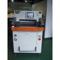 Quality DB-490V8-1 49cm A4 Paper Cutting Machine With Hydraulic Program Control for sale