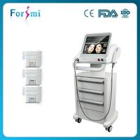 Wholesale takes good effect on face ultherapy forehead ultrasound face lift hifu for wrinkle removal system from china suppliers