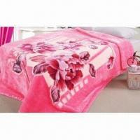 Wholesale Multifunction Raschel Blanket, Different Designs and Sizes are Available, Soft and Comfortable from china suppliers