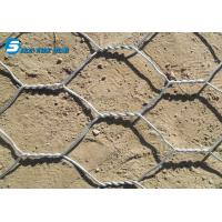 Wholesale Galvanized and pvc coated bird animal cages hexagonal wire mesh / chicken wire mesh from china suppliers