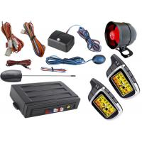 Wholesale Electric Car Starter Auto Car Alarm System With Auto Window Rolling Up Negative Output from china suppliers
