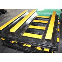 Wholesale PE Face Pad Mounted Arch Rubber Fender For Boat Docks Low Friction from china suppliers