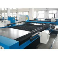 Wholesale 1kW Pipe / Plate Fiber Laser Cutting Machines 1500 × 3000 mm Laser Cutter Equipment from china suppliers