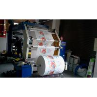 Wholesale High Speed Flexographic Printing Machine For Non Woven Fabrics / Plastic Bag from china suppliers