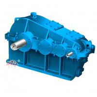 Wholesale ZD ZL ZS Series Cylindrical Gear Reducer High Speed Reducer Gear Box from china suppliers