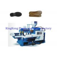 Wholesale 2 Stations Slipper PVC Sole Making Machine For Women Sandal / Flip Flop from china suppliers