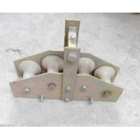 Wholesale Fiber Optic Cable Tools 20KN Cable Pulley Block for Stringing OPGW Max 22mm diameter from china suppliers