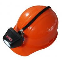 Wholesale 7000lux digital and portable rechargeable led mining helmet light from china suppliers