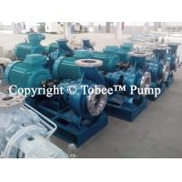 Wholesale Tobee™ TIH Concentrated sulfuric acid pump from china suppliers