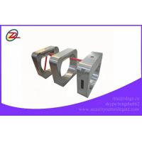 Wholesale Security Stainless Steel Tripod Turnstile Gate With Barcode Scanner from china suppliers
