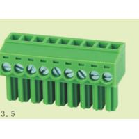 Wholesale Pin Header PCB Terminal Block 3.5mm 3.85mm Connectors HQ15TBK - 3.5 3.81 from china suppliers