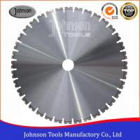 Wholesale 600-1600mm Laser Welded Wall Saw Blades Without Flush - Cut Bolt Holes from china suppliers