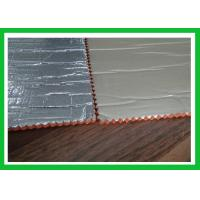 Wholesale Aluminum Heat Barrier Fireproof Insulation Material Safe Lightness from china suppliers