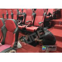 Wholesale Amusement Park 5D Cinema Equipment With Flat Screen / 6 Seats from china suppliers