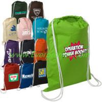 Wholesale 5 oz. Cotton String-A-Sling Backpack from china suppliers
