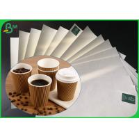 Wholesale Grade AAA PE Coated Paper Sheets 160gsm + 10gsm For Disposable Paper Cups from china suppliers