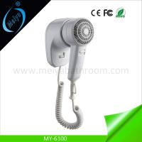 Wholesale 1200W wall mounted hair dryer for hotel from china suppliers
