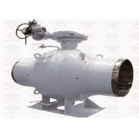 Wholesale Fully Welded Body Ball Valves DBB Struction Fire Safe Design OEM Service from china suppliers