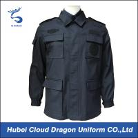 Wholesale 240gsm Ripstop Police SWAT Uniforms Tactical Military Jackets For Men from china suppliers