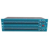 Wholesale 10kOhm FCS 966 Graphic Equalizer Digital Speaker Processor with Electronically Balanced from china suppliers