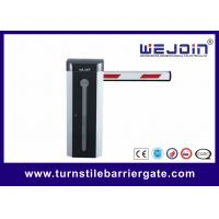 Wholesale Bi - Directional Car Park Road Barrier , Electronic Automatic Barrier Gates Access Control from china suppliers