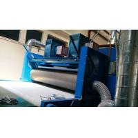 Quality Airlaid Nonwoven Carding Machine Centralised Working Parameter Control System for sale